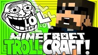 Minecraft: TROLL CRAFT | X33N, Jordan, and Crainer Trolls?! [17]