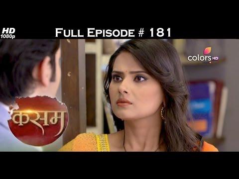 Kasam - 11th November 2016 - कसम - Full Episode (HD)
