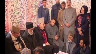 KASHMIRINEWS :Farooq Abdullah : Sajad Lone