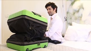 FUGU LUGGAGE: One case for all your needs