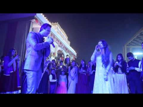 Xxx Mp4 Best Wedding Couple Dance Abhishek And Mamta Reception 3gp Sex