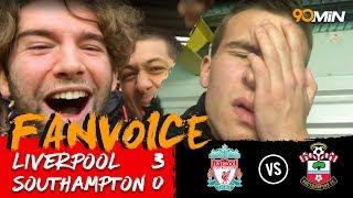 Liverpool 3-0 Southampton | Salah and Coutinho goals destroy Southampton! | FanVoice