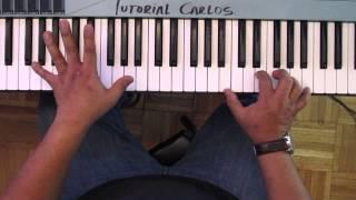 Te quiero adorar - Barak tutorial carlos