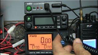 Ham Radio 2.0: Episode 146 - BTECH U25D Amp Testing