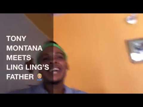 Xxx Mp4 TONY MONTANA MEETS LING LING DAD 3gp Sex
