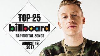 Top 25 • Billboard Rap Songs • August 19, 2017 | Download-Charts
