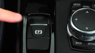 Electronic Parking Brake | BMW Genius How-To