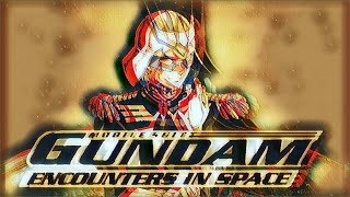 Mobile Suit Gundam Encounters In Space [2016] Intro + Full White Base Movie✔