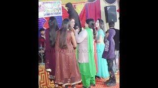 Beautiful Pakistani Girl At | Mehndi Mujra Program Party 2017