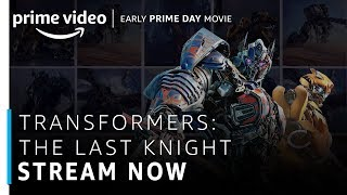 Transformers - The Last Knight | Mark Wahlberg, Anthony Hopkins | Hollywood Movie | Stream Now