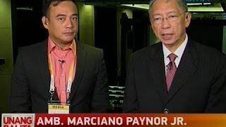 UB: Panayam kay Amb. Marciano Paynor Jr., Dir. Gen. for Operations, ASEAN 2017 NOC