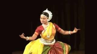 Goddess Saraswati - Hindu Dance