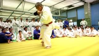 Dernière leçon de Maître Hiroshi Katanishi