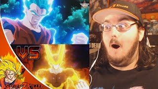 Anime War - The Lost Episode (Parody) WHAT GOLDEN CELL VS GOHAN! REACTION!!!