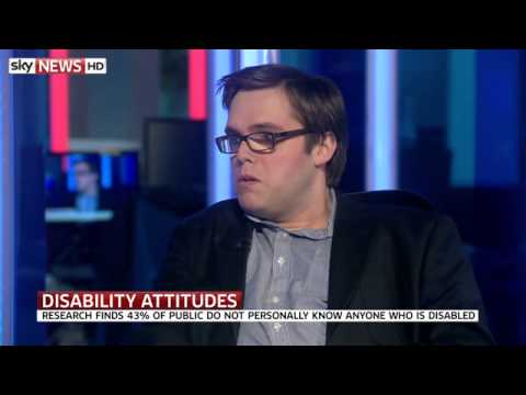 Sky News' Max Preston on Attitudes to Disability