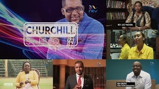 Churchill Show Sn4 Ep8: The Journey Edition