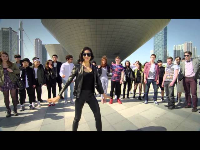 LG Tone Infinim | Lia Kim Dance Video