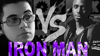 ZeRo VS ANTi IRON MAN CHALLENGE - Super Smash Bros