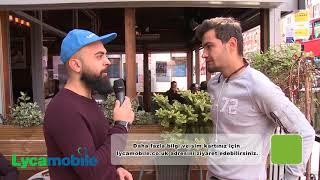 LYCAMOBILE OZKAN OZDEMIR ILE LONDRA TURU TV8 bolum 18