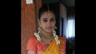 neeli serial actress kavitha unseen family images