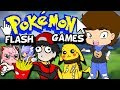Download Video Download Pokemon's WEIRD Flash Games! - ConnerTheWaffle 3GP MP4 FLV