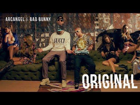 Xxx Mp4 Arcangel ➕ Bad Bunny Original Official Video 3gp Sex