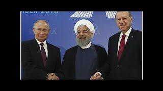 Iran, Russia, Turkey Discussed Non-Dollar Trade at Summit in Tehran - Reports