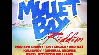 MULLET BAY RIDDIM MIX (2014) - GENERAL DEGREE, CECILE, TOK, RED RAT, & MORE