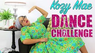 Granny Kozy Mae Dance Challenge   Kamri Noel