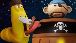 LARVA - LARVA PIRATES | Cartoon Movie | Cartoons For Children | Larva Cartoon | LARVA Official