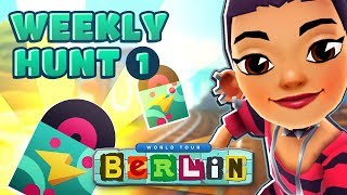💿 Subway Surfers Weekly Hunt - Collecting Shiny Music Records in Berlin (Week 1)