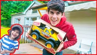 Epic Toy Truck Review #2 | Tonka Steel 4X4 Offroad