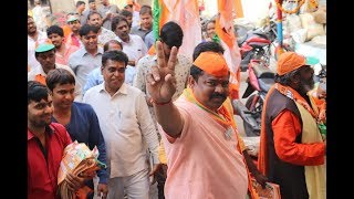 BJP leader Raja Singh files nomination from Goshamahal today