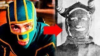 Real World Super Heroes! - Kickass in Real Life!