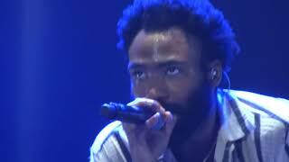 Childish Gambino - Riot - Live @BBK Bilbao, Spain, July 12th 2018