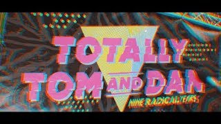 TEASER VIDEO: The Tom and Dan 9-Year Anniversary Celebration - Wall Street Plaza - July 21, 2018