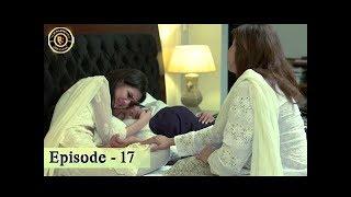 Zakham Episode 17 - 2nd August 2017 - Top Pakistani Dramas