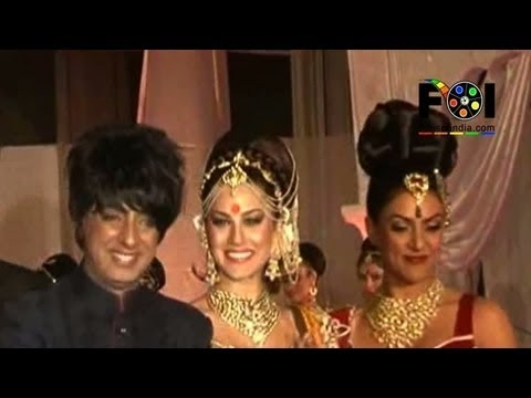 Sunny And Sushmita Set The Ramp On Fire