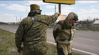 Rebels in eastern Ukraine carry out summary justice amid vacuum