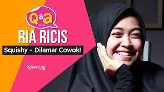 Ria Ricis Dilamar 9 Cowok?