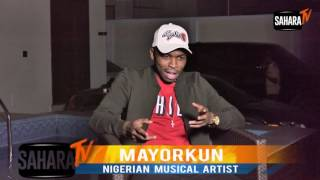 Mayorkun: A Lady Who Refused My Love Proposal Inspired My Song