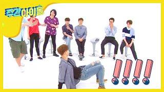 (Weekly Idol EP.258) Lee kikwang's american style dance