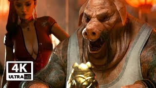 Most Epic Game Trailers in 4k Part 9
