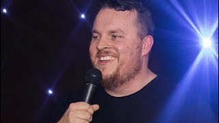 James English meets comedian Gary Faulds on the anything goes podcast show.