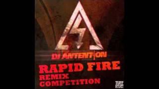DJ ANTENTION - Rapid fire (Q.G. funeral remix) FREE DOWNLOAD