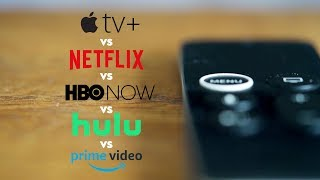 Apple TV Plus vs Netflix vs HBO Now vs Hulu vs Prime Video: streaming services compared