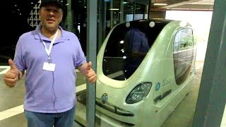 تجربة سيارات زاقاتو الذكية بدون سائق مدينة مصدر تصوير فالكون - حسن كتبي برعاية الطازج