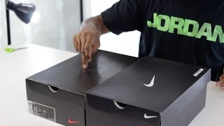 Double UNBOXING: NIKEiD and a KD 8