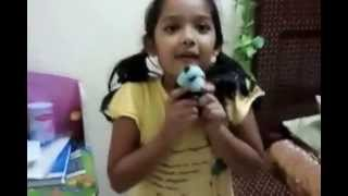 A Speach by Little Cute Girl from Bangladesh Sabiha Sadek Mansoor
