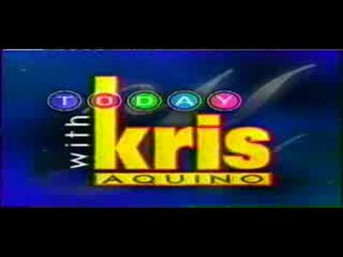 Miriam in Today with Kris Aug 1999